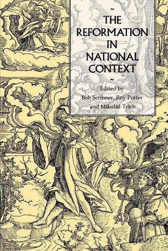 The Reformation in National Context (Paperback)