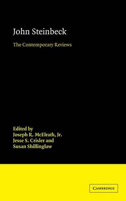 John Steinbeck: The Contemporary Reviews - American Critical Archives 8 (Hardback)