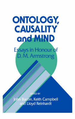 Ontology, Causality, and Mind (Hardback)
