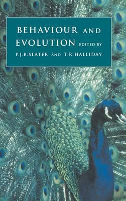 Behaviour and Evolution (Hardback)