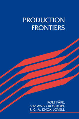 Production Frontiers (Hardback)