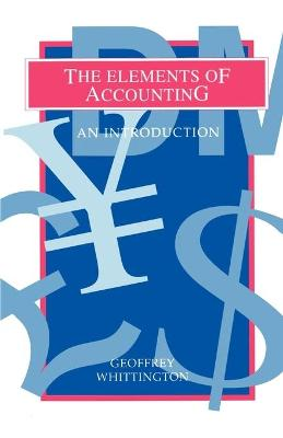The Elements of Accounting: An Introduction (Paperback)