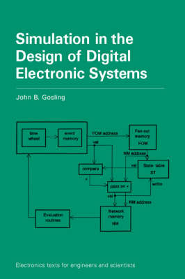 Simulation in the Design of Digital Electronic Systems - Electronics Texts for Engineers and Scientists (Paperback)