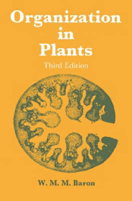 Organisation in Plants (Paperback)