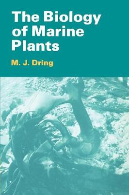 The Biology of Marine Plants (Paperback)