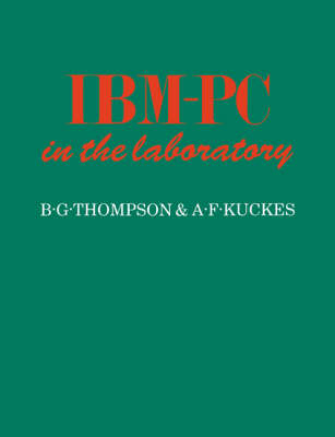 IBM-PC in the Laboratory (Paperback)