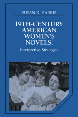 Nineteenth-Century American Women's Novels: Interpretative Strategies - Cambridge Studies in American Literature and Culture 42 (Paperback)
