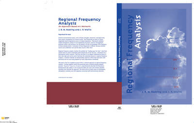 Regional Frequency Analysis: An Approach Based on L-Moments (Hardback)