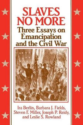 Slaves No More: Three Essays on Emancipation and the Civil War (Paperback)