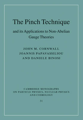 The Pinch Technique and its Applications to Non-Abelian Gauge Theories - Cambridge Monographs on Particle Physics, Nuclear Physics and Cosmology 31 (Hardback)