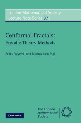 Conformal Fractals: Ergodic Theory Methods - London Mathematical Society Lecture Note Series 371 (Paperback)