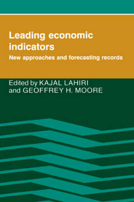Leading Economic Indicators: New Approaches and Forecasting Records (Paperback)