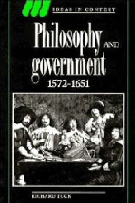 Philosophy and Government 1572-1651 - Ideas in Context 26 (Paperback)