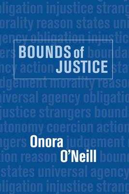 Bounds of Justice (Hardback)