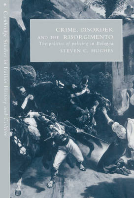 Crime, Disorder, and the Risorgimento: The Politics of Policing in Bologna - Cambridge Studies in Italian History and Culture (Hardback)