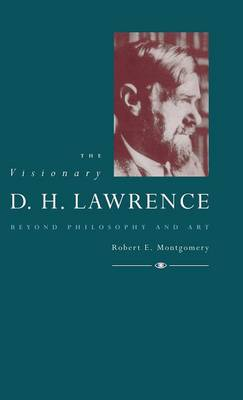 The Visionary D. H. Lawrence: Beyond Philosophy and Art (Hardback)