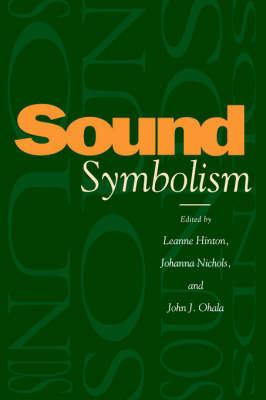 Sound Symbolism (Hardback)