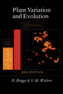 Plant Variation and Evolution (Hardback)