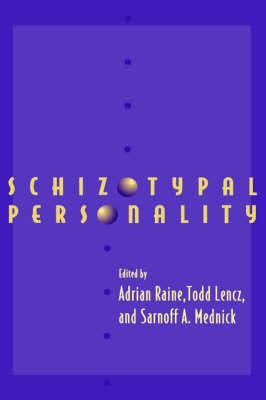 Schizotypal Personality (Hardback)
