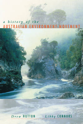 History of the Australian Environment Movement (Paperback)