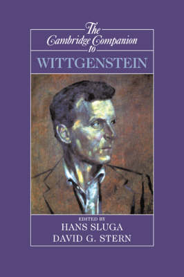 Cambridge Companions to Philosophy: The Cambridge Companion to Wittgenstein (Paperback)
