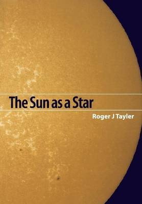 The Sun as a Star (Paperback)