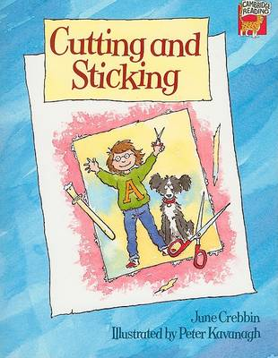 Cutting and Sticking - Cambridge Reading (Paperback)