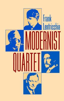 Modernist Quartet (Hardback)