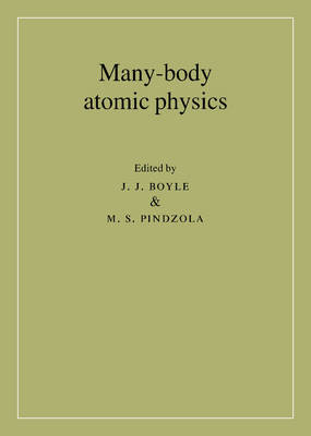 Many-Body Atomic Physics (Hardback)
