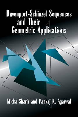 Davenport-Schinzel Sequences and their Geometric Applications (Hardback)