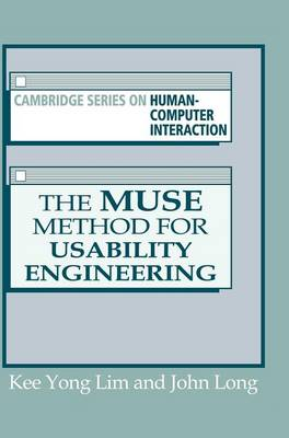 The Muse Method for Usability Engineering (Hardback)