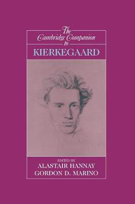 The Cambridge Companion to Kierkegaard - Cambridge Companions to Philosophy (Paperback)