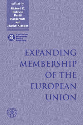 Expanding Membership of the European Union (Hardback)