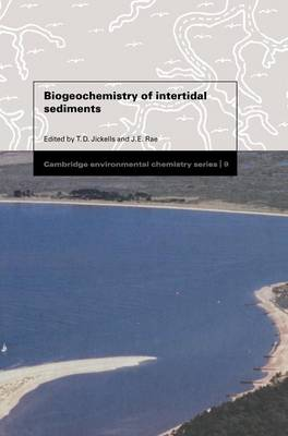 Biogeochemistry of Intertidal Sediments - Cambridge Environmental Chemistry Series 9 (Hardback)