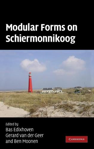 Modular Forms on Schiermonnikoog (Hardback)