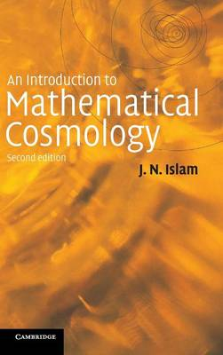 An Introduction to Mathematical Cosmology (Hardback)