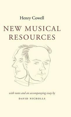 New Musical Resources (Hardback)