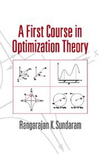 A First Course in Optimization Theory (Hardback)