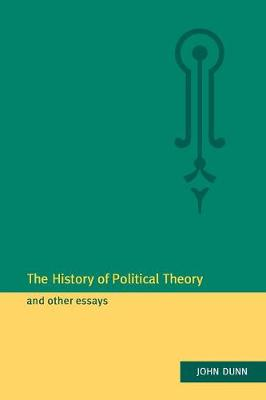 The History of Political Theory and Other Essays (Paperback)
