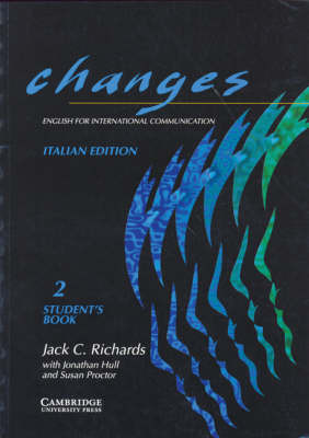 Changes 2 Student's book Italian edition: English for International Communication - Changes (Paperback)