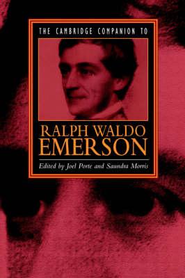 The Cambridge Companion to Ralph Waldo Emerson - Cambridge Companions to Literature (Paperback)