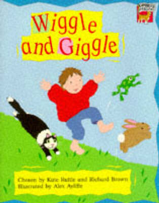 Wiggle and Giggle: Movement Rhymes - Cambridge Reading (Paperback)