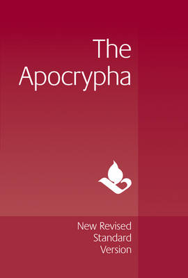 Cover NRSV Apocrypha Text Edition, NR520:A
