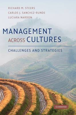 Management Across Cultures: Challenges and Strategies (Hardback)