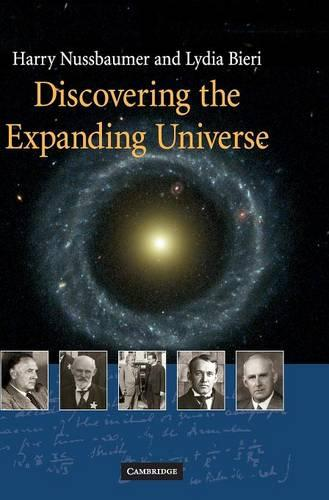 Discovering the Expanding Universe (Hardback)