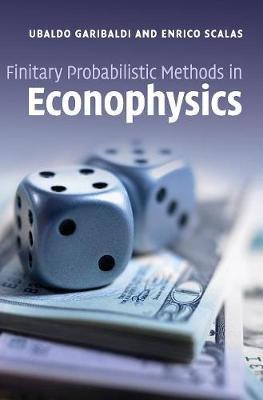 Finitary Probabilistic Methods in Econophysics (Hardback)