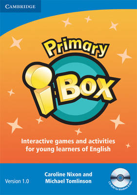 Primary i-Box CD-ROM (Single classroom): Classroom Games and Activities (CD-ROM)