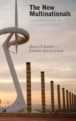 The New Multinationals: Spanish Firms in a Global Context (Hardback)