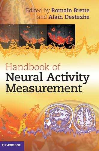 Handbook of Neural Activity Measurement (Hardback)