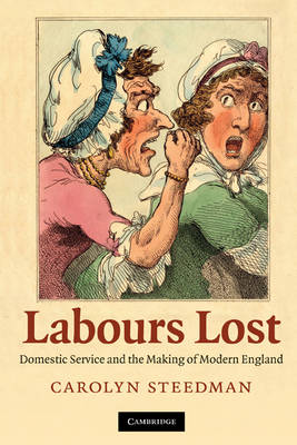 Labours Lost: Domestic Service and the Making of Modern England (Hardback)